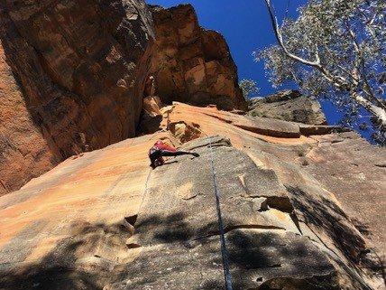 Wanaka Climbing