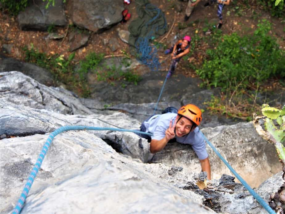 Photoshoot – Lopburi Rock Climbing Clinic for Beginner – May 2019