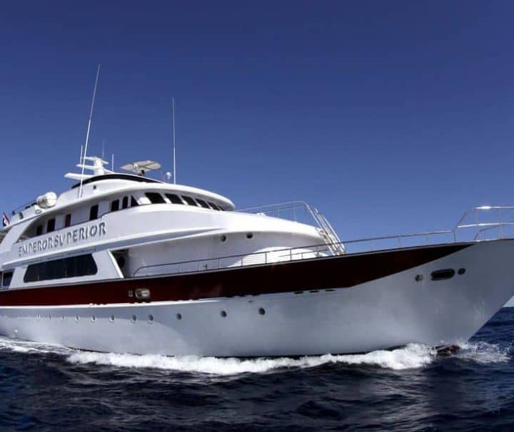 Luxury Dive Liveaboard