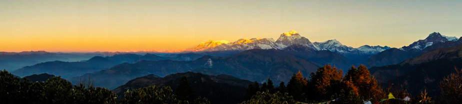 Poon Hill Trek (8 days) – Nepal