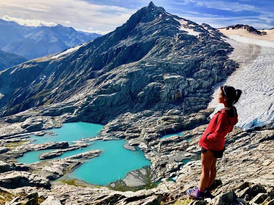 New Zealand Trekking- Exploring Mount Aspiring National Park