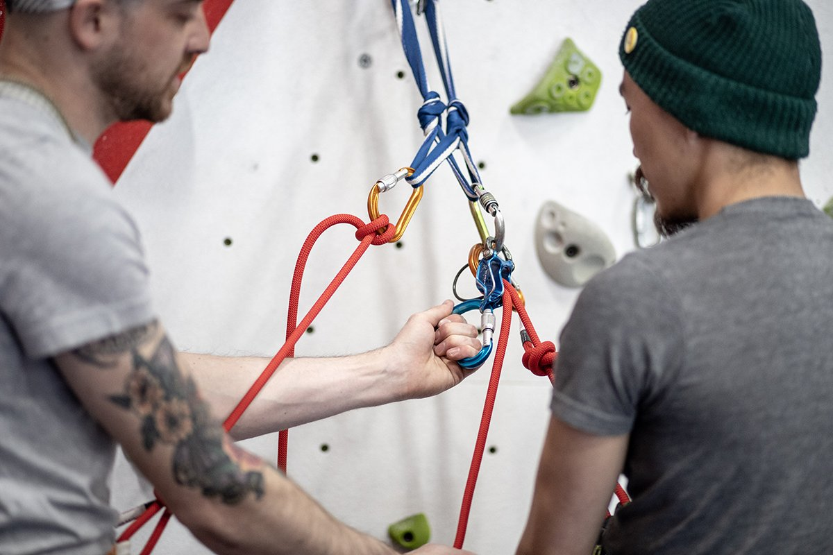 On the Ground Series – Belay Escape and Self Rescue Basics
